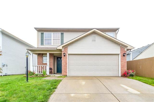 532 Meadows Edge Lane, Indianapolis, IN 46217 (MLS #21789932) :: Mike Price Realty Team - RE/MAX Centerstone
