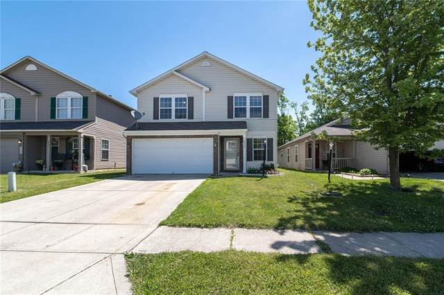 3901 Candle Berry Drive, Indianapolis, IN 46235 (MLS #21789934) :: Mike Price Realty Team - RE/MAX Centerstone