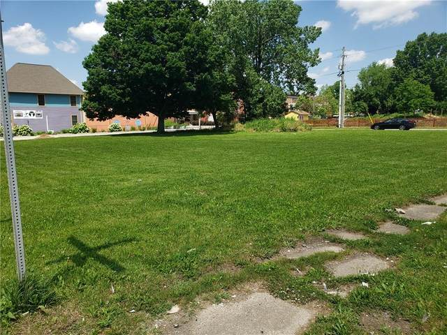 2842 E Washington Street, Indianapolis, IN 46201 (MLS #21789935) :: Mike Price Realty Team - RE/MAX Centerstone