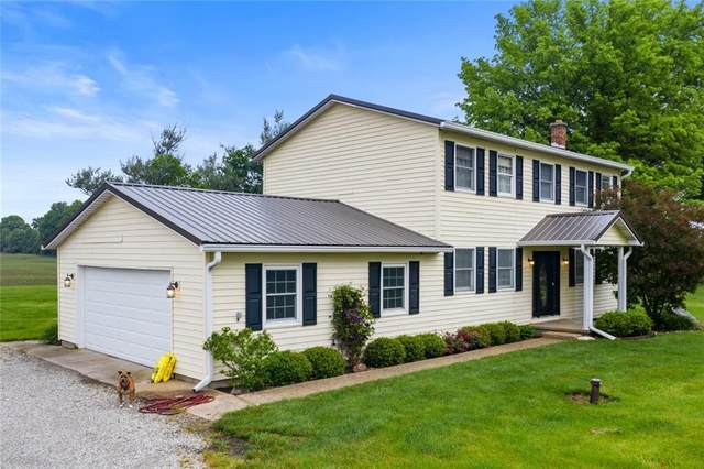 1826 S 200 Road E, Hartford City, IN 47348 (MLS #21789938) :: The ORR Home Selling Team