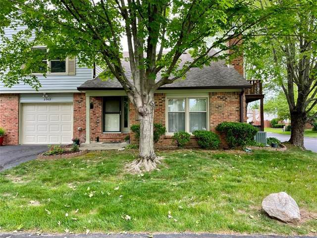 2502 N Willow Way, Indianapolis, IN 46268 (MLS #21789950) :: Mike Price Realty Team - RE/MAX Centerstone