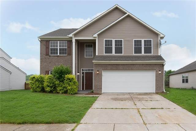 5431 Hammock Glen Drive, Indianapolis, IN 46235 (MLS #21789951) :: Mike Price Realty Team - RE/MAX Centerstone
