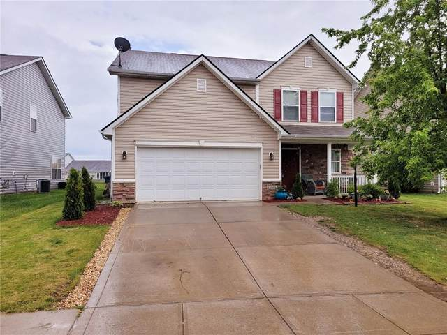12509 Wolf Run Road, Noblesville, IN 46060 (MLS #21789955) :: Keller & Corbett Real Estate