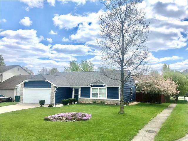 9133 Lansburgh Court, Indianapolis, IN 46234 (MLS #21789960) :: Ferris Property Group