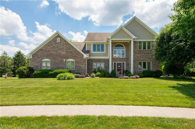 9954 Water Crest Drive, Fishers, IN 46038 (MLS #21789968) :: AR/haus Group Realty