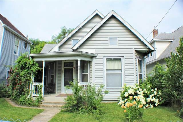 26 N Gray Street, Indianapolis, IN 46201 (MLS #21789969) :: Ferris Property Group