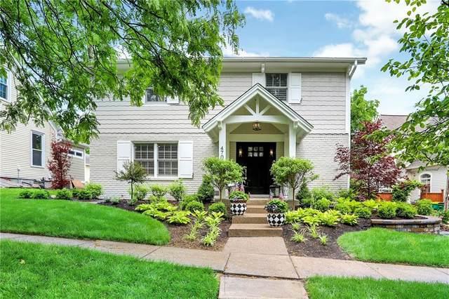 470 W Walnut Street, Zionsville, IN 46077 (MLS #21789970) :: Heard Real Estate Team | eXp Realty, LLC