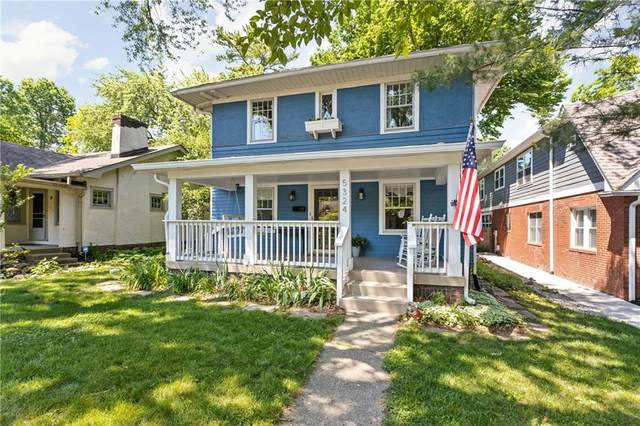 5324 N Park Avenue N, Indianapolis, IN 46205 (MLS #21789975) :: Heard Real Estate Team   eXp Realty, LLC