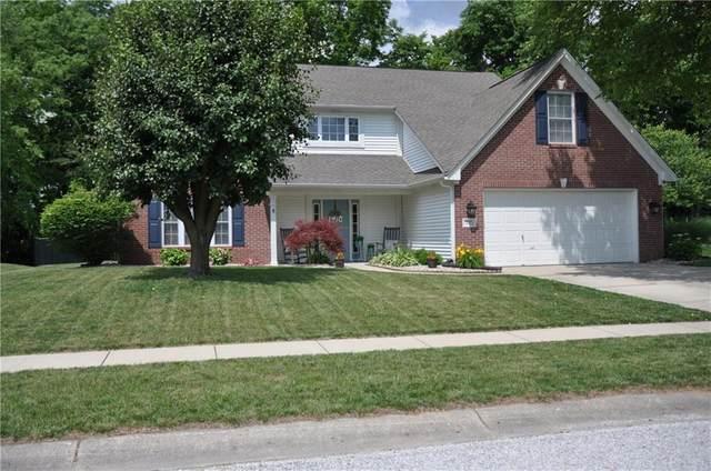 5343 Berkshire Boulevard, Greenwood, IN 46142 (MLS #21789977) :: Dean Wagner Realtors