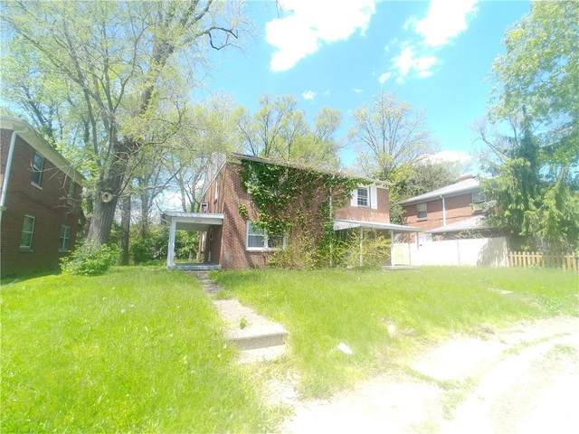 2126 Winfield Avenue, Indianapolis, IN 46222 (MLS #21789978) :: Heard Real Estate Team | eXp Realty, LLC