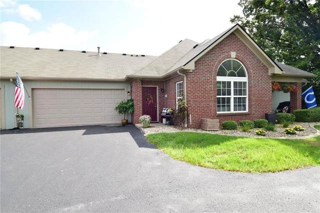 2712 Reflection Way #1, Greenwood, IN 46143 (MLS #21789981) :: RE/MAX Legacy