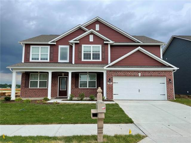 9059 Fitzgerald Drive, Indianapolis, IN 46239 (MLS #21789993) :: The ORR Home Selling Team