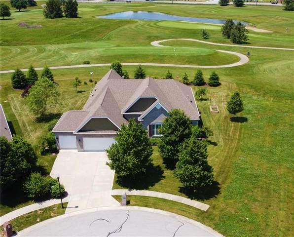 1103 Maclaren Court, Franklin, IN 46131 (MLS #21789994) :: Keller & Corbett Real Estate