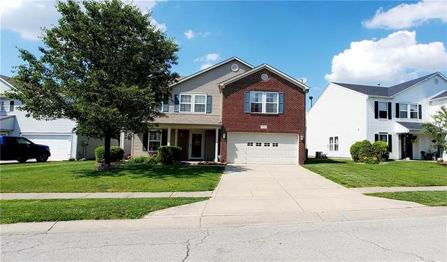 8844 Browns Valley Court, Camby, IN 46113 (MLS #21790003) :: Dean Wagner Realtors