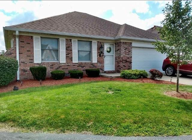 253 Meridian Court #8, Pittsboro, IN 46167 (MLS #21790014) :: RE/MAX Legacy