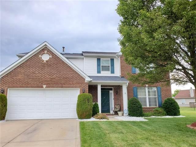 2104 Citation Drive, Indianapolis, IN 46234 (MLS #21790017) :: Keller & Corbett Real Estate