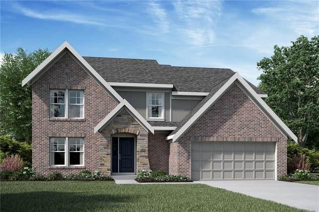 6671 Eagles Nest Lane, Mccordsville, IN 46055 (MLS #21790028) :: Richwine Elite Group