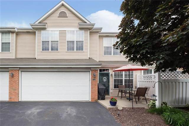 2240 Colfax Lane, Indianapolis, IN 46260 (MLS #21790031) :: Heard Real Estate Team   eXp Realty, LLC