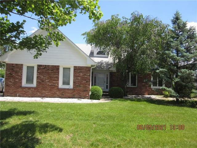 6111 Eagle Village Drive, Indianapolis, IN 46234 (MLS #21790051) :: Mike Price Realty Team - RE/MAX Centerstone