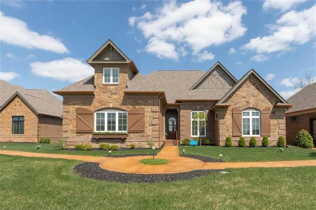 11699 West Road, Zionsville, IN 46077 (MLS #21790053) :: The Indy Property Source