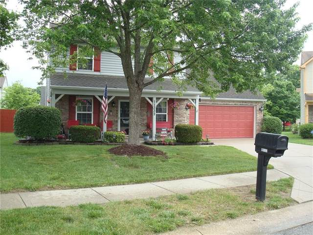 11332 Pine Mountain Place, Indianapolis, IN 46229 (MLS #21790054) :: Mike Price Realty Team - RE/MAX Centerstone