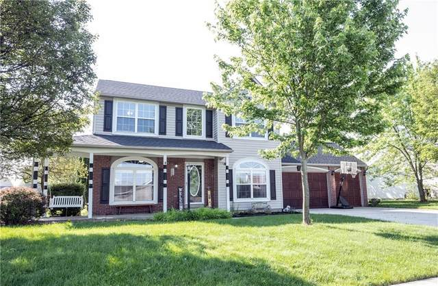 20020 Tahoe Circle, Noblesville, IN 46062 (MLS #21790057) :: RE/MAX Legacy