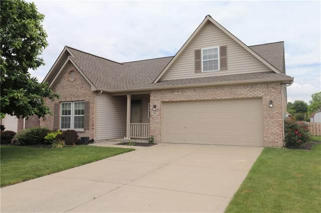 7927 Whitaker Valley Boulevard, Indianapolis, IN 46237 (MLS #21790061) :: Mike Price Realty Team - RE/MAX Centerstone