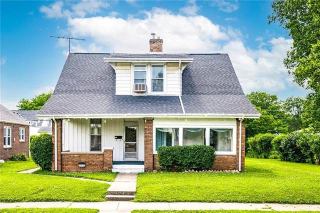 1618 California Street, Columbus, IN 47201 (MLS #21790063) :: Mike Price Realty Team - RE/MAX Centerstone