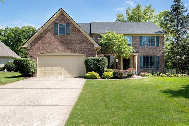 4211 First Flight Circle, Zionsville, IN 46077 (MLS #21790069) :: AR/haus Group Realty