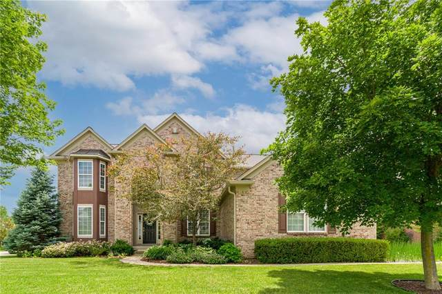 4768 Pebblepointe Pass, Zionsville, IN 46077 (MLS #21790073) :: RE/MAX Legacy