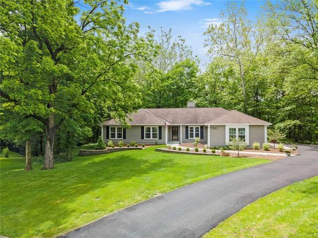 7321 Scarborough Blvd. East Drive, Indianapolis, IN 46256 (MLS #21790093) :: Ferris Property Group