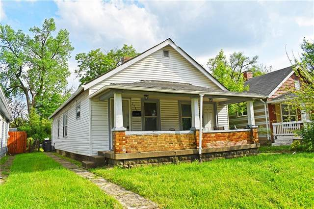 2047 Roosevelt Avenue, Indianapolis, IN 46218 (MLS #21790101) :: Mike Price Realty Team - RE/MAX Centerstone