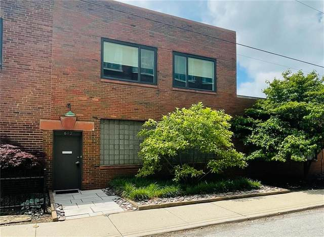 612 N Park Avenue, Indianapolis, IN 46204 (MLS #21790102) :: Mike Price Realty Team - RE/MAX Centerstone