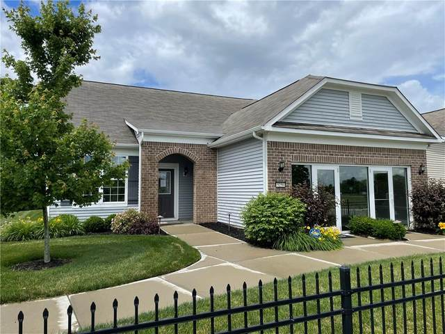 5256 John Quincy Adams Court, Plainfield, IN 46168 (MLS #21790115) :: Mike Price Realty Team - RE/MAX Centerstone