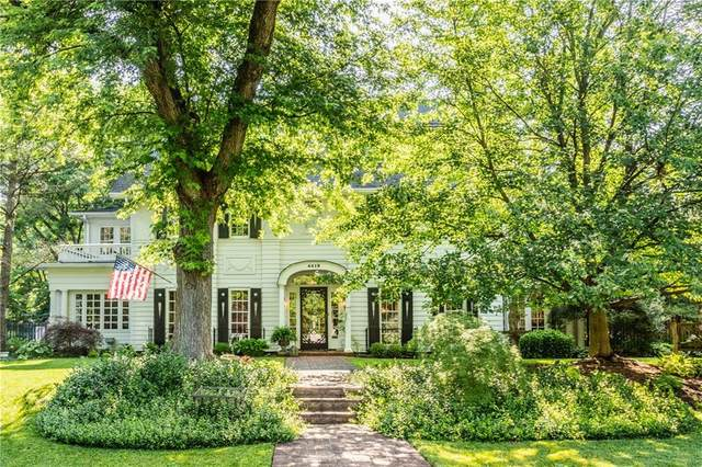 4419 Washington Boulevard, Indianapolis, IN 46205 (MLS #21790128) :: Mike Price Realty Team - RE/MAX Centerstone