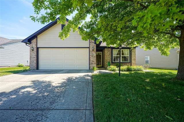 6043 White Birch Drive, Fishers, IN 46038 (MLS #21790140) :: Anthony Robinson & AMR Real Estate Group LLC