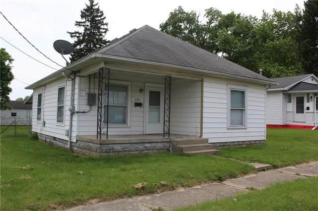 103 Cross Street, Anderson, IN 46012 (MLS #21790167) :: Richwine Elite Group