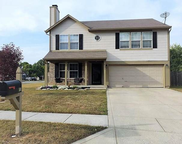 591 Old Farm Road, Danville, IN 46122 (MLS #21790170) :: Mike Price Realty Team - RE/MAX Centerstone