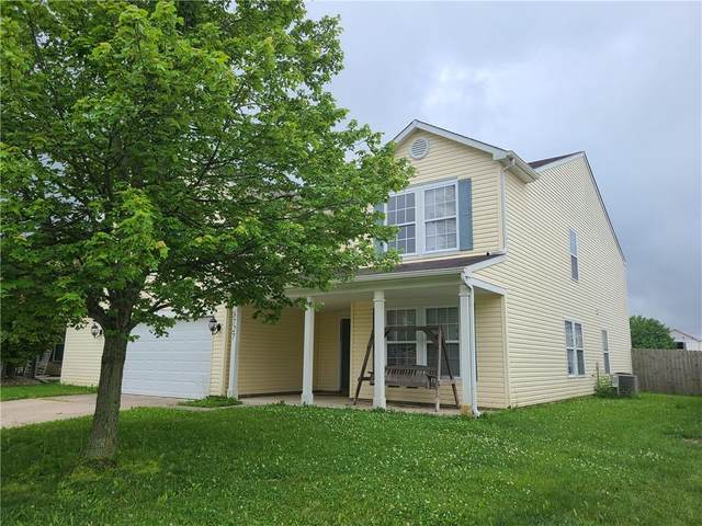 8727 Orchard Grove Lane, Camby, IN 46113 (MLS #21790178) :: Dean Wagner Realtors