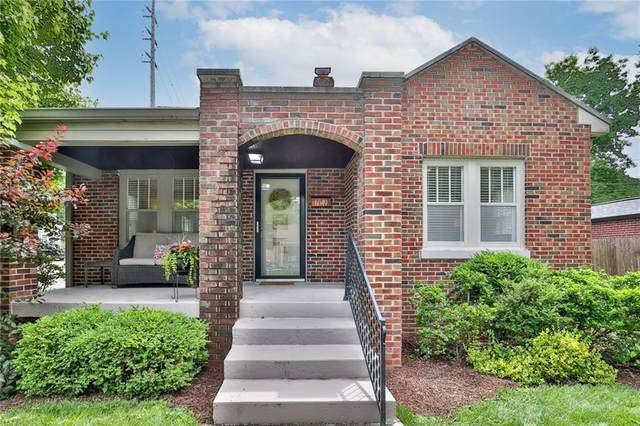 6049 N Winthrop, Indianapolis, IN 46220 (MLS #21790184) :: Mike Price Realty Team - RE/MAX Centerstone