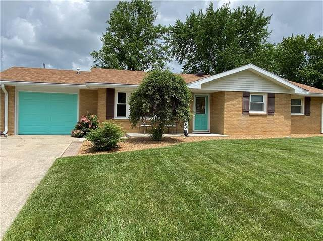 308 Slack Drive, Anderson, IN 46013 (MLS #21790190) :: Mike Price Realty Team - RE/MAX Centerstone