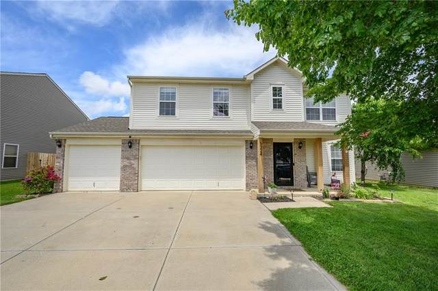 1324 Niagara Lane, Franklin, IN 46131 (MLS #21790191) :: Mike Price Realty Team - RE/MAX Centerstone