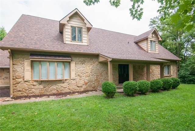 8621 Fawn Lake Circle, Indianapolis, IN 46278 (MLS #21790192) :: Mike Price Realty Team - RE/MAX Centerstone
