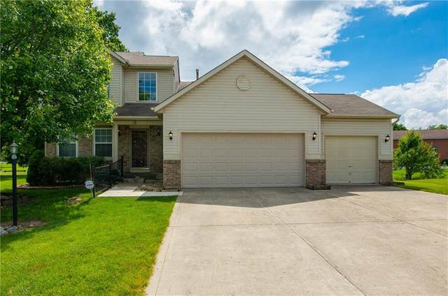 15 Whisperwood Court, Brownsburg, IN 46112 (MLS #21790200) :: Mike Price Realty Team - RE/MAX Centerstone