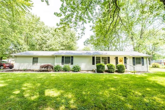 10241 N 50 W, Columbus, IN 47203 (MLS #21790207) :: Mike Price Realty Team - RE/MAX Centerstone