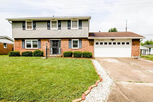 2710 Flintwood Drive, Columbus, IN 47203 (MLS #21790212) :: Anthony Robinson & AMR Real Estate Group LLC