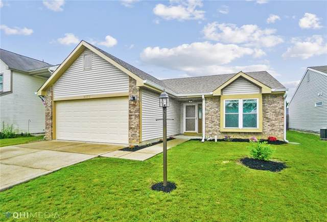 5332 Rocky Mountain Drive, Indianapolis, IN 46237 (MLS #21790216) :: Mike Price Realty Team - RE/MAX Centerstone