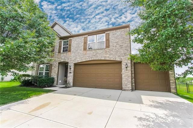 4512 Wild Pheasant Court, Indianapolis, IN 46239 (MLS #21790223) :: Mike Price Realty Team - RE/MAX Centerstone