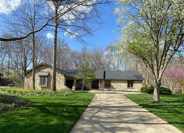 10314 Stormhaven Way, Indianapolis, IN 46256 (MLS #21790232) :: Mike Price Realty Team - RE/MAX Centerstone