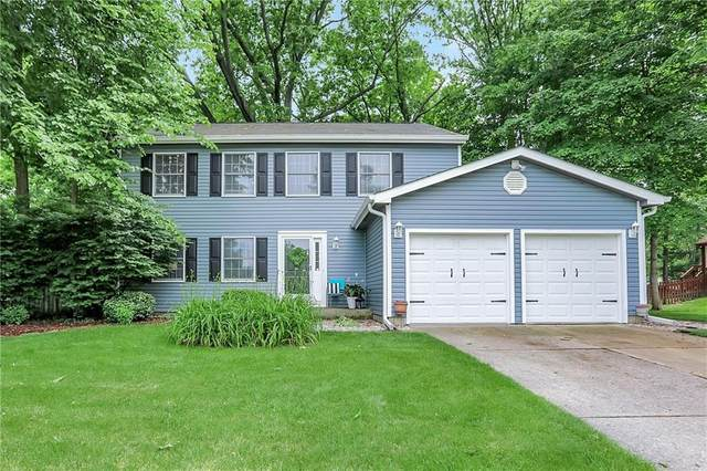 8719 Appleby Lane, Indianapolis, IN 46256 (MLS #21790234) :: Ferris Property Group
